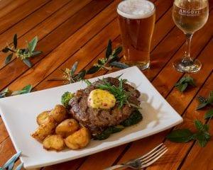 Amazing steak Bago Tavern small