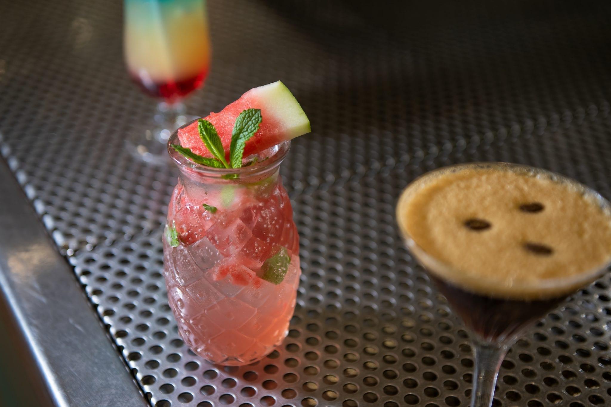 Bago Tavern cocktail 2 port