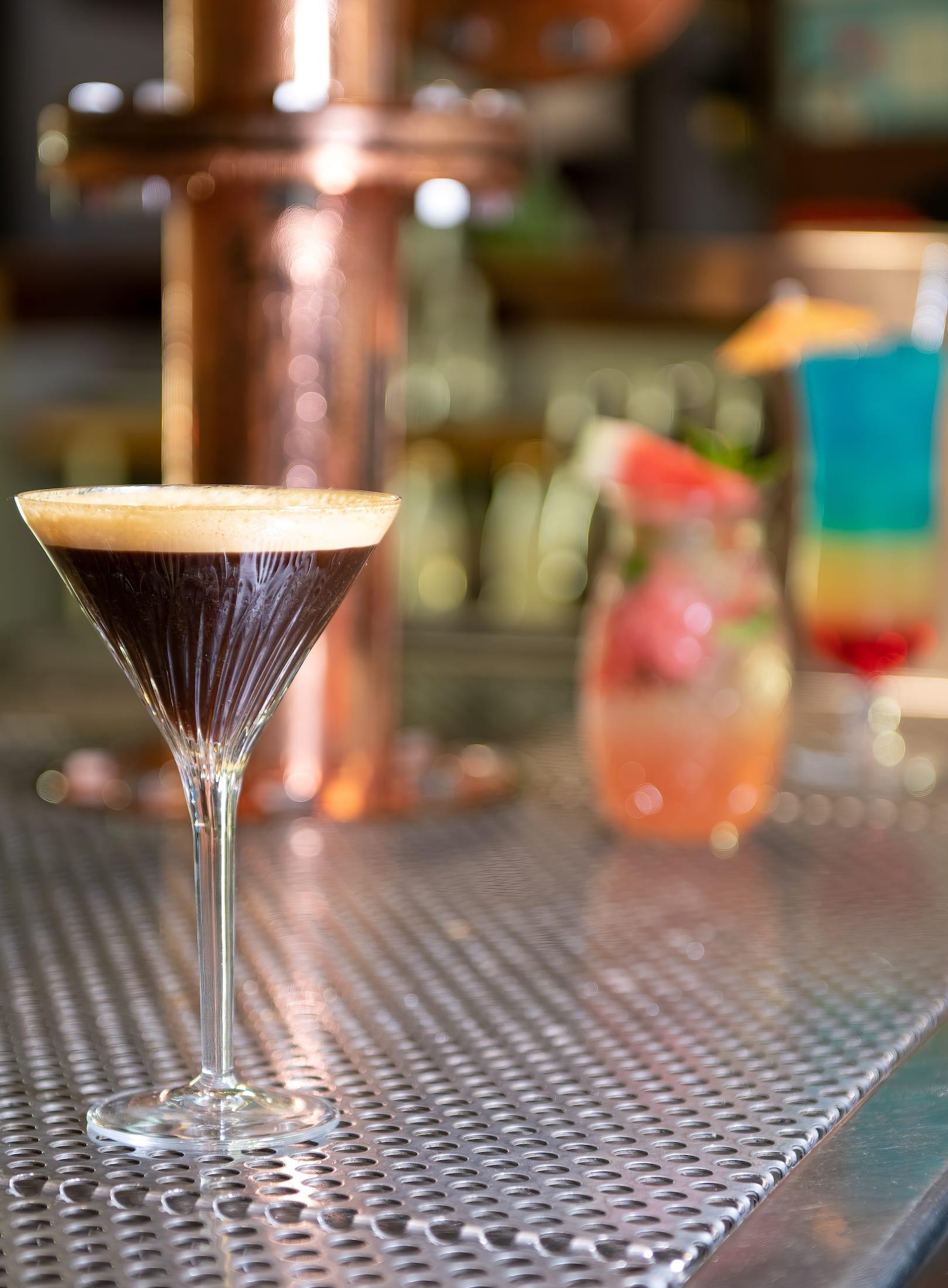 Espresso Martini Bago Tavern