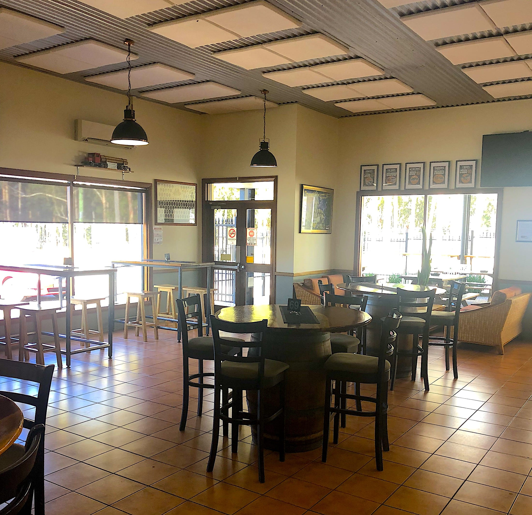 Martys Bar at Bago Tavern